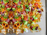 Cauliflower Nachos Recipe – Sheet Pan and Gluten Free
