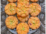 Eggless Chickpea Cookies (Besan Nankhatai Recipe)