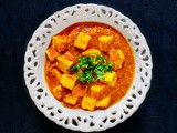Indian Tofu Curry (Vegan and Glutenfree)