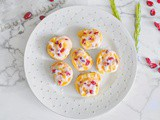 Mini Orange Cranberry Rolls – Step by Step Video Recipe