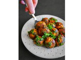 Spicy Indian Potatoes with Cilantro (Dhaniya Wale Aloo)
