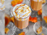 Toffee Salted Caramel Latte – 3 Minutes Coffeehouse Style
