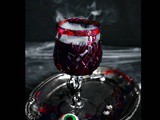 Witches Blood Brew Cocktail – Halloween Drink #witchesblood