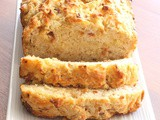 A Little Something For the Oven: Cheddar Bacon and Onion Quick Beer Bread