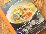 The New Jewish Table Cookbook Review and Giveaway:  Potato and Cheese Knishes with Spring Asparagus and Pickled Red Onion Salad