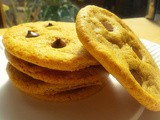 Chocolate Chip Biscuits (or Cookies, if you must)