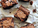 Chewy Chocolate Brownies - Chewy Brownie Recipe, Step by Step