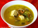 Terrific Thai Coconut Curry Soup