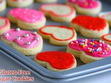 The best Gluten Free Sugar Cookies Recipe