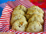 Yummy Banana Bread Cookies
