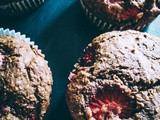 Berry Bran Muffins and what to cook right now
