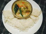 Idiyappam and Vegetable Istew