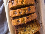 Healthy Moist Banana Bread