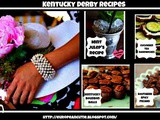 Kentucky Derby Recipes