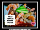 Texas Mexican Shrimp Cocktail  Coctel de Camaron