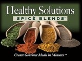 Healthy Solutions Spice Blends {a Review and Giveaway}