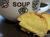 Broa de Milho - Portuguese Corn Bread | We Knead to Bake #36
