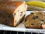 Low Fat Banana Bread | Healthy and Tasty