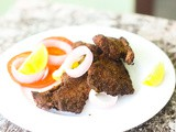 Fried Mutton Chops Recipe, Spicy Mutton Chops Fry