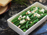 Green Bean Salad With Feta Cheese