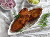 Indian Fried Fish, How to make Indian Fish Fry Recipe (Step by Step & Video)
