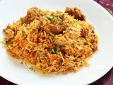 Indian Mutton Biryani Recipe, how to make mutton biryani
