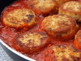 Happy Birthday Fabulicious Food! a guest post from my sister and a truly special and authentic Italian meat ball recipe