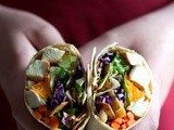 Chinese Chicken Wraps