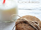 Soft Molasses Cookies - src