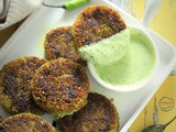 Quinoa Patties (vegan & Gluten free)