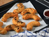 Rozky | Slovak Bread Roll