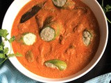 Stuffed Parwal Gravy (no-Onion-no-Garlic)