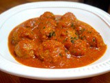 Crock Pot Turkey Meatballs with Butternut Squash Tomato Sauce