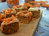 Carrot Cake with cream cheese frosting | Flavour Diary | Cake Recipe