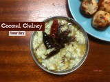Coconut Chutney for Idli Dosa | Flavour Diary | Breakfast side dish