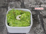 Cucumber Kheera Halwa Recipe | Flavour Diary | Indian Sweet