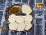 How to make easy Idli recipe using Idli Rava | FlavourDiary | Healthy South Indian Breakfast