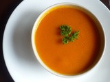 Carrot and Cumin Soup Recipe