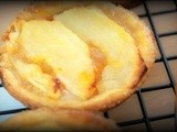 Double apple tart