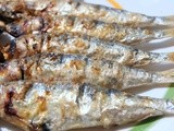 Grilled sardines: quick and healthy