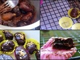 Indulging chocolate-coated Saudi dates