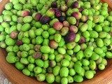 Moroccan Meslalla olives