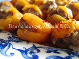 Stuffed dried apricots - Mechmach mâammar