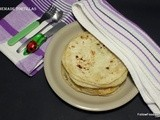 Homemade Tortillas / Vegan Tortillas Recipe / Flour Tortillas
