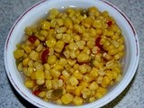 Mexicali Corn, Just Another Name for Corn Salsa