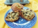 Best Ever Chocolate Chip-Banana Muffins