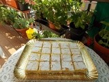 Luscious Lemon Bars...and more of Italy