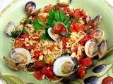 Red Clam Sauce with Linguine