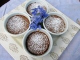 Warm Chocolate Pudding Cakes...and a special 7 Links