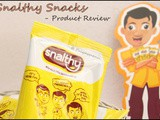 Snalthy Snacks Review / Food Product Review